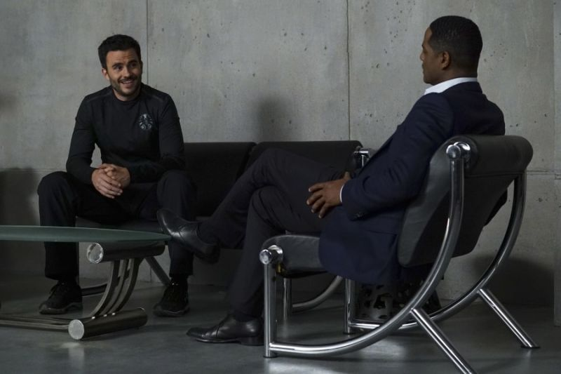 TV REVIEW: Agents of S.H.I.E.L.D. 3.7 - Chaos Theory