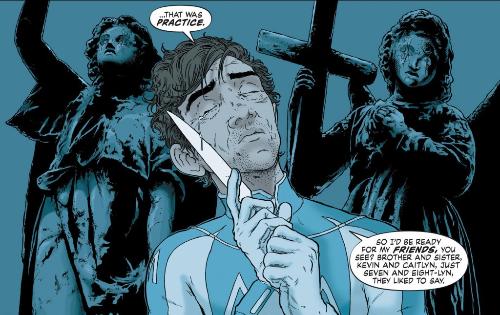 COMIC REVIEW: Clean Room #2 - In the Eyes of an Angel