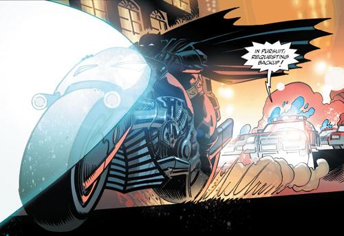 Dark Knight III - The Master Race #1 (2016) - Page 21