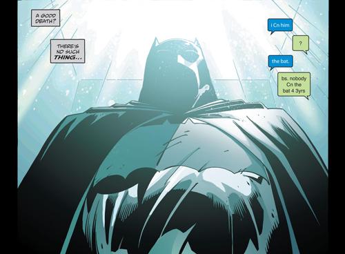 Dark Knight III - The Master Race #1 (2016) - Page 4