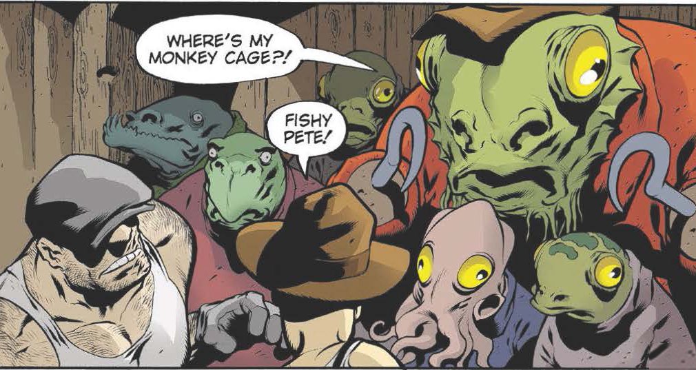 COMIC REVIEW: The Goon: Library Volume #1 - A Must Own