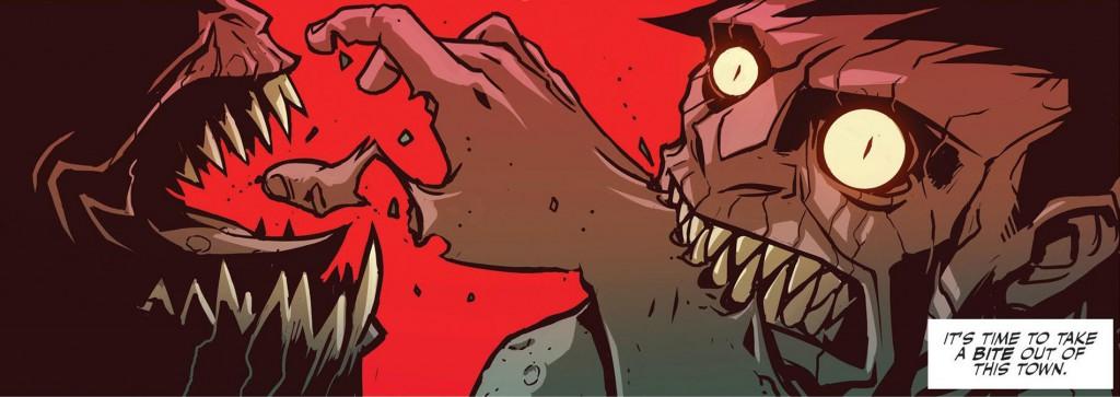 COMIC REVIEW: Limbo #1 - Beneath the Thumb