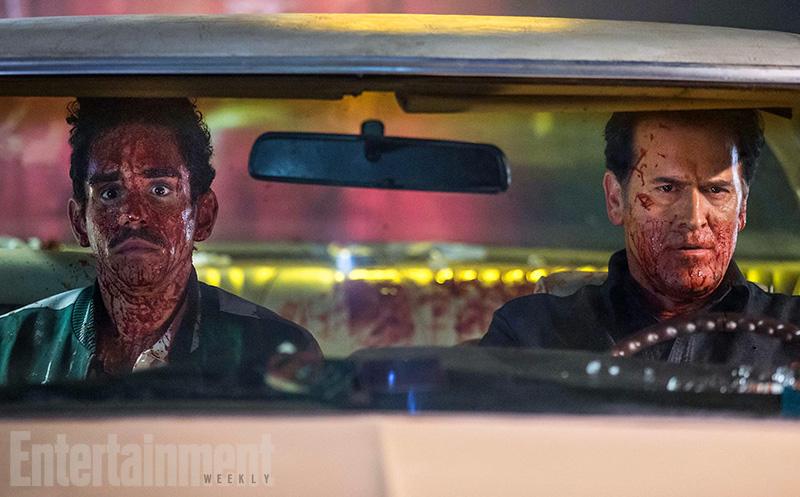 TV REVIEW Ash Vs Evil Dead Bait FanboysInc - Bait car tv show