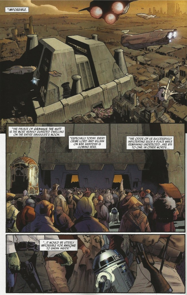 COMIC REVIEW: Star Wars #11 - Everyone's Here