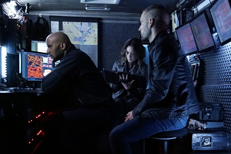 TV REVIEW: Agents of S.H.I.E.L.D. 3.6 - Among Us Hide