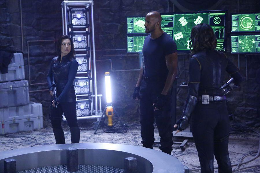 TV REVIEW: Agents of S.H.I.E.L.D. 3.10 - Maveth