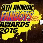 2015 FanboysInc Awards Show Poll