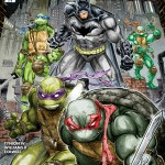 COMIC REVIEW: Batman/Teenage Mutant Ninja Turtles #1