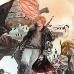 COMIC REVIEW: Descender #8 – The Colonial Boy