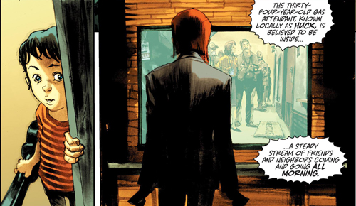 COMIC REVIEW: Huck #2 - The New Cold War