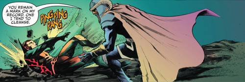 COMIC REVIEW: Justice League #46 - Missing In Action