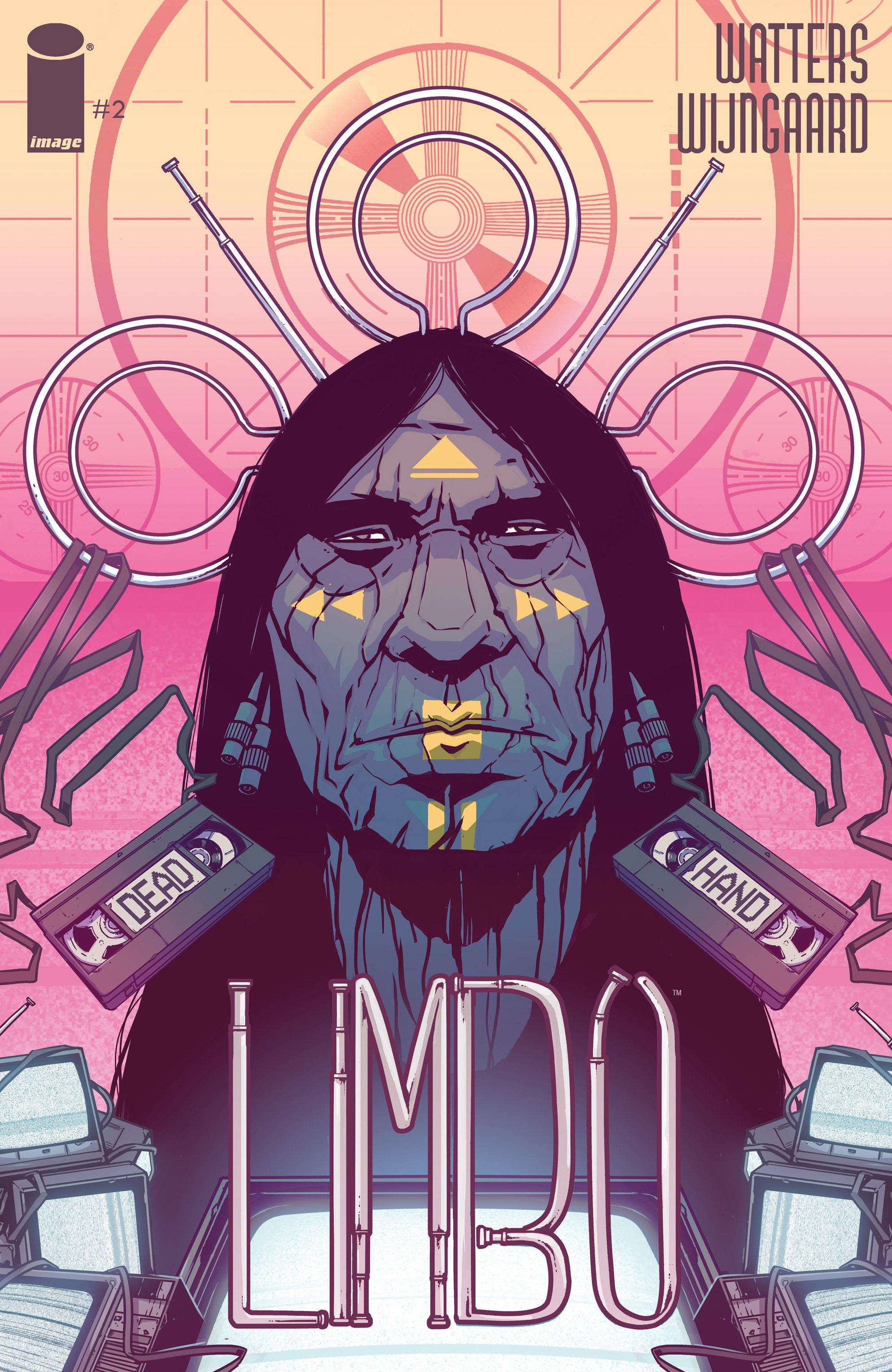 COMIC REVIEW: Limbo #2 - The Man in the Machine