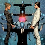 COMIC REVIEW: Symmetry #1 – The New Girl
