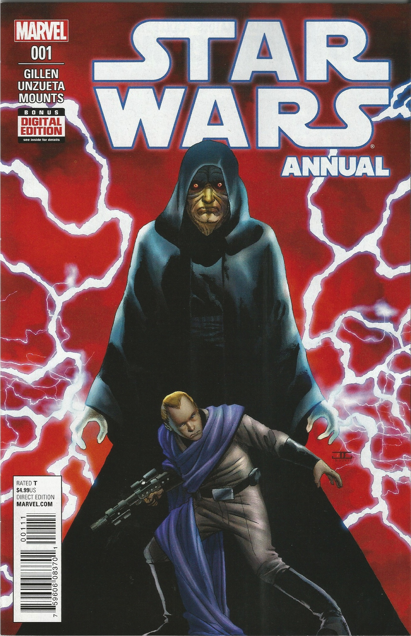 COMIC REVIEW: Star Wars Annual #1 - I Was Naive