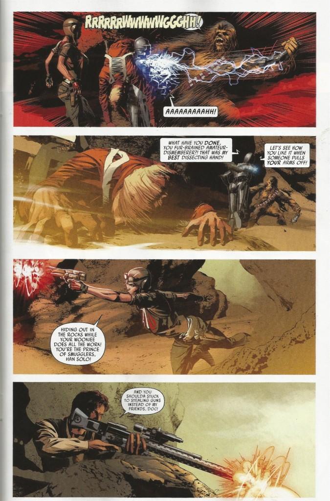 COMIC REVIEW: Star Wars #13 - Vader Down Part 3