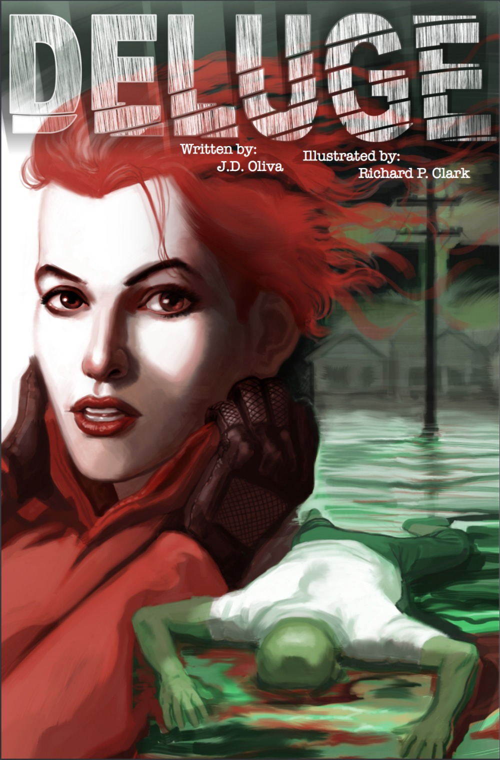ADVANCE INDIE COMIC REVIEW: Deluge #2- From Bad to Worse