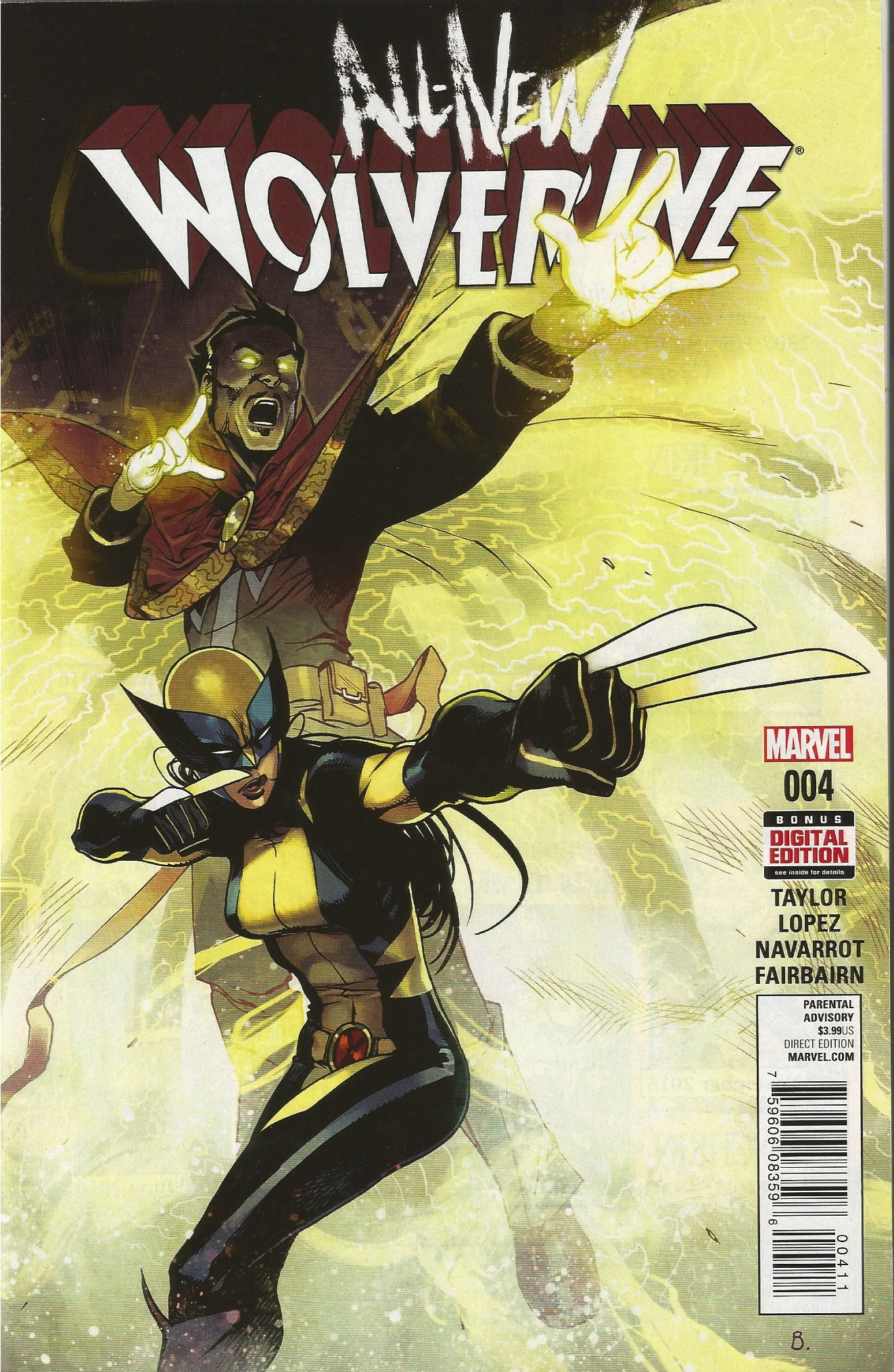 COMIC REVIEW: All-New Wolverine 4 - What You Deserve