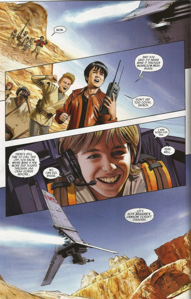 COMIC REVIEW: Star Wars #15 - The War Never Ends