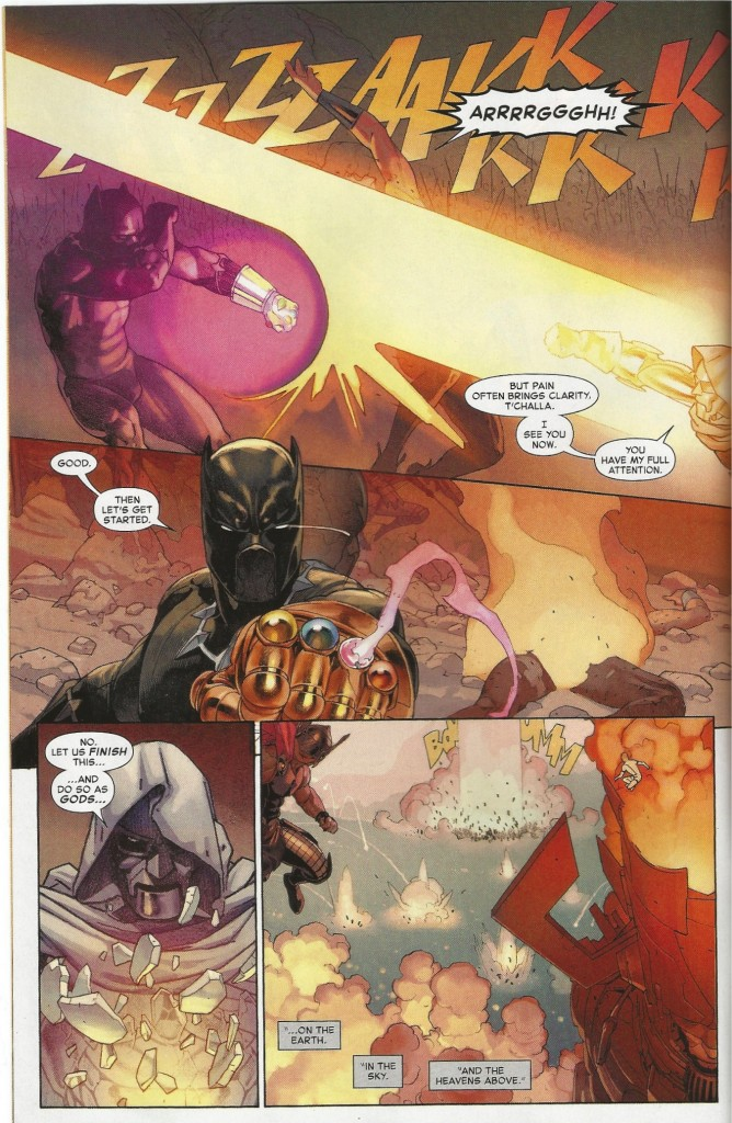COMIC REVIEW: Secret Wars #9 - This Is The End and Beyond