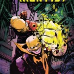 COMIC REVIEW: Power Man & Iron Fist #1