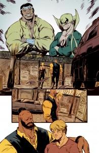 COMIC REVIEW: Power Man & Iron Fist #1