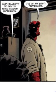 COMIC REVIEW: Hellboy & The BRPD: 1953 - Beyond the Fences #1