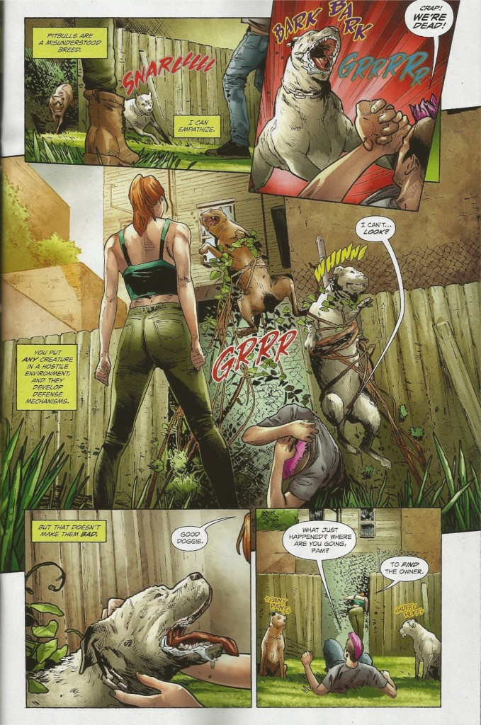 COMIC REVIEW: Poison Ivy Cycle of Life and Death #2