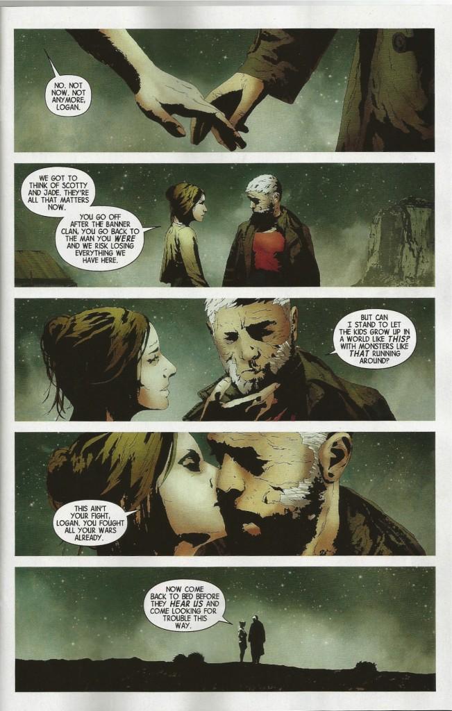 COMIC REVIEW: Old Man Logan #2 - Monster Hunt