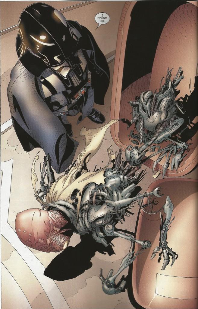 COMIC REVIEW: Darth Vader #16 - The Shu-Torun War