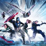 CBMB: Team Captain America Attacks in New Promo Art