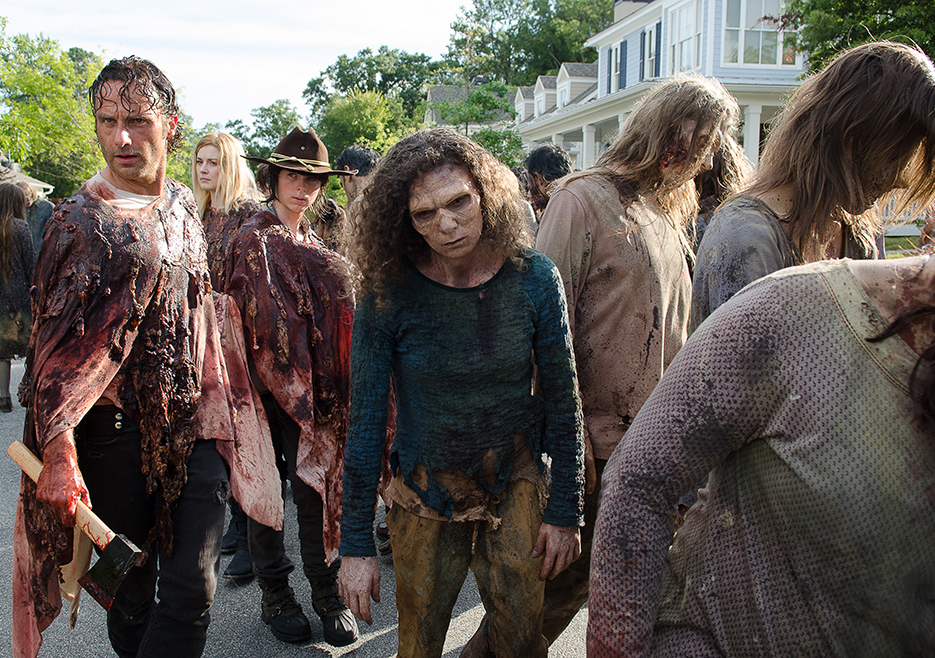 Tv review the walking dead season 6 episode 9 no way out tv review the walking dead season 6 episode 9 no way out voltagebd Gallery