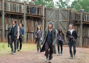 TV REVIEW: The Walking Dead Season 6, Episode 11 - Knots Untie