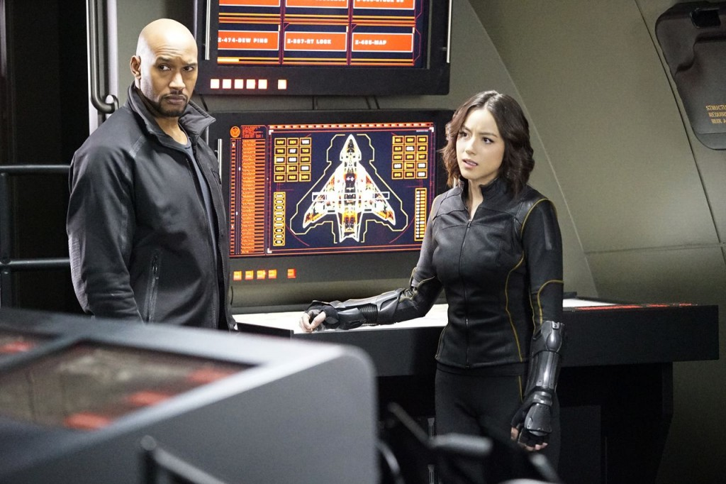 TV REVIEW: Agents of SHIELD Season 3, Episode 13 - Parting Shot