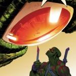 COMIC REVIEW: Drax #4 – The Dragon's Breath