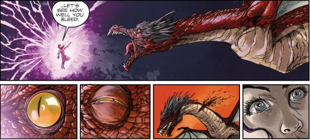 ADVANCE COMIC REVIEW: Gutter Magic #3 - The Spire