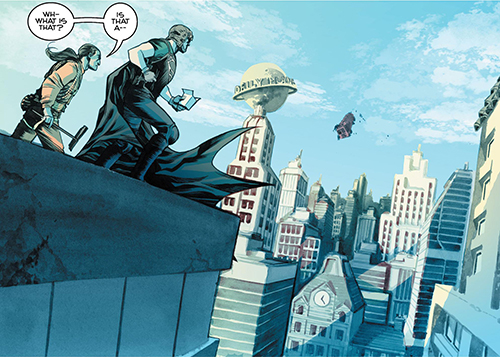 COMIC REVIEW: Superman: American Alien #5 - Eagle