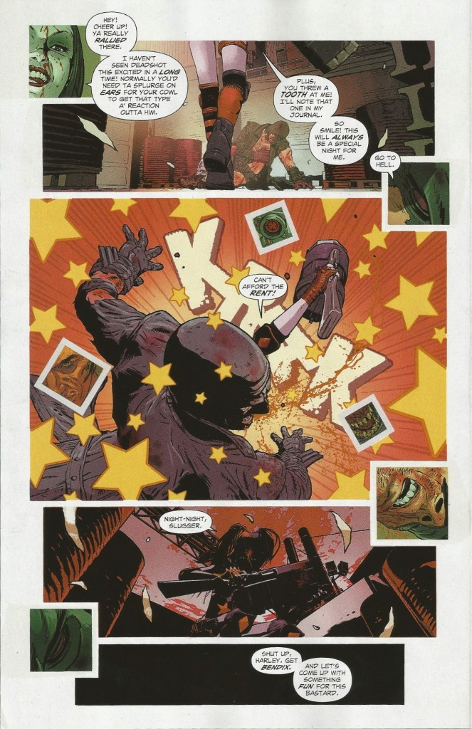 COMIC REVIEW: Midnighter #10 - About Who Can Walk Away