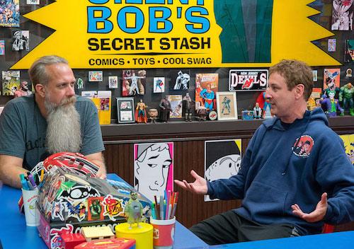 TV REVIEW: Comic Book Men Season 5, Episode 11 - Insta-Ming