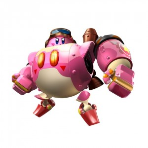 GAMING NEWS: Nintendo Announces New Kirby: Planet Robobot