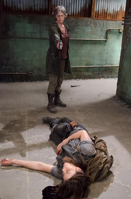 TV REVIEW: The Walking Dead Season 6, Episode 13 - The Same Boat