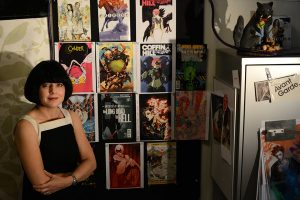 BREAKING COMICS NEWS: Vertigo Editor Shelly Bond Terminated By DC