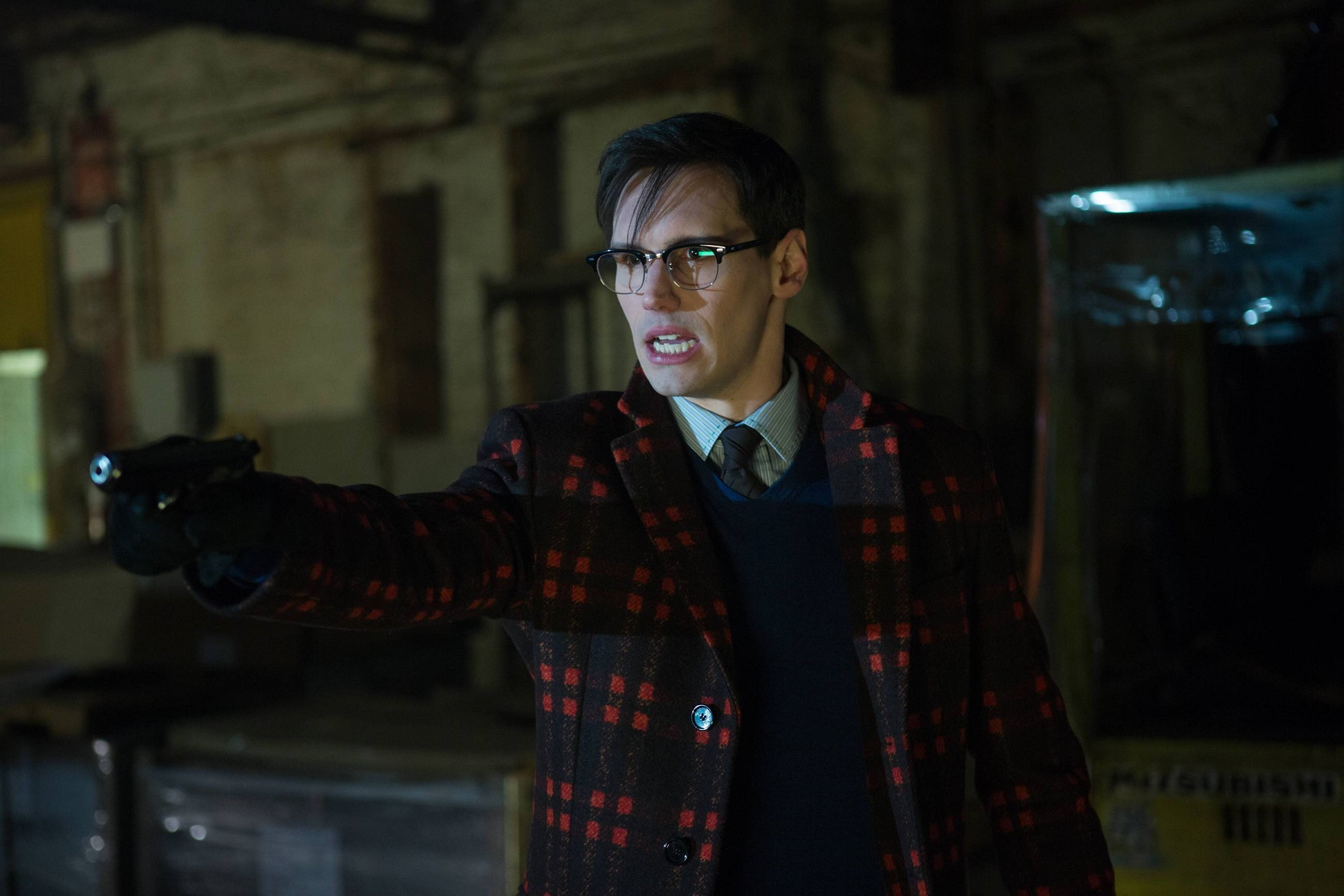 TV REVIEW: Gotham Season 2, Episode 17 - Into the Woods