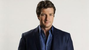 "UNITED STATES - JULY 22:  CASTLE - Nathan Fillion stars as Rick Castle on ABC's ""Castle.""  (Photo by Michael Desmond/ABC via Getty Images)"