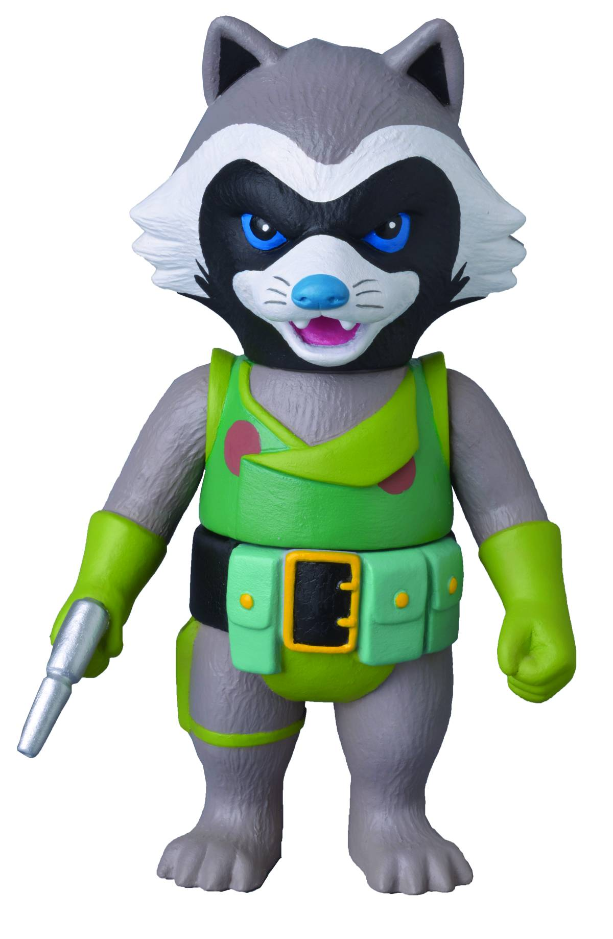 TOY NEWS: Rocket Raccoon Gets the Sofubi Treatment