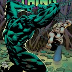 COMIC REVIEW: Swamp Thing #4 - How to Become Top Cop