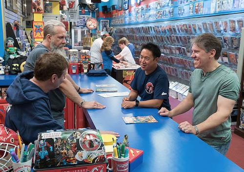 TV REVIEW: Comic Book Men Season 5, Episode 13 - Hometown Heroes