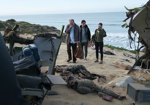 TV REVIEW: Fear the Walking Dead Season 2, Episode 3 - Ouroboros