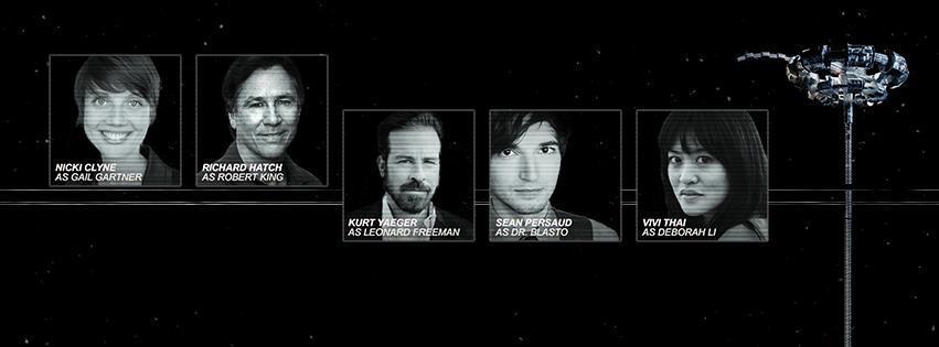 KICKSTARTER PICK: Personal Space Sci-Fi Web Series