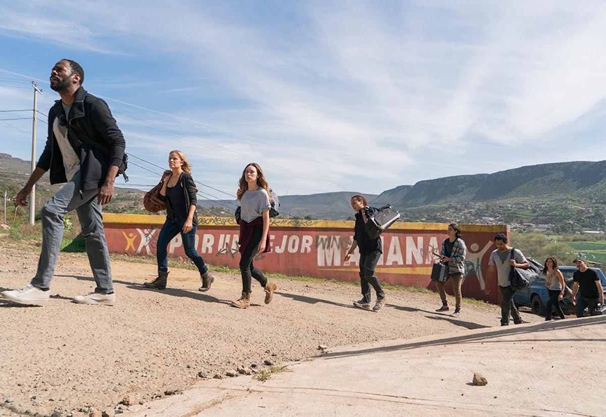 TV REVIEW: Fear the Walking Dead Season 2, Episode 6 - Sicut Cervus