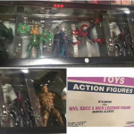 Marvel Legends SDCC Leaked Image???